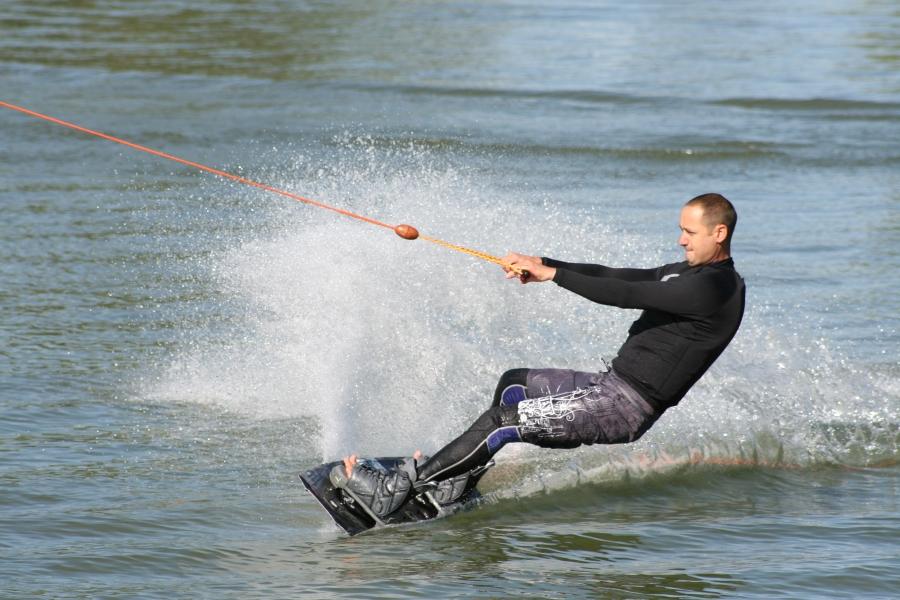 Ski nautique 002